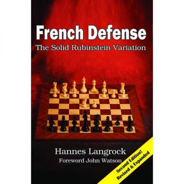 Langrock: French Defense - The Solid Rubinstein Variation