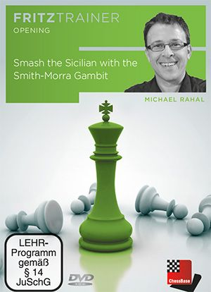 Rahal: Smash the Sicilian with the Smith-Morra Gambit