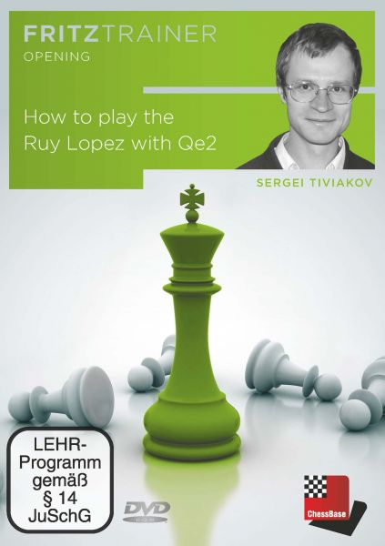 Tiviakov: How to play the Ruy Lopez with Qe2