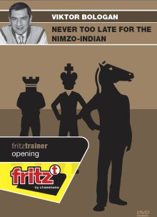 Bologan: Never too late for the Nimzo-Indian