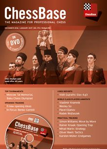 ChessBase Magazin 175
