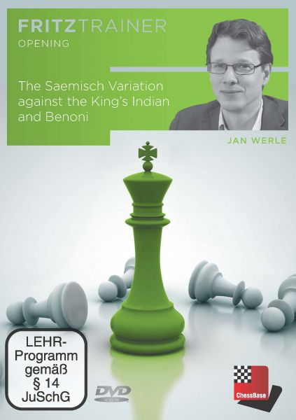 Werle: The Saemisch Variation against the King's Indian and Benoni