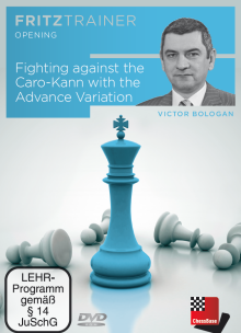 Bologan: Fighting against the Caro-Kann with Advance Variation