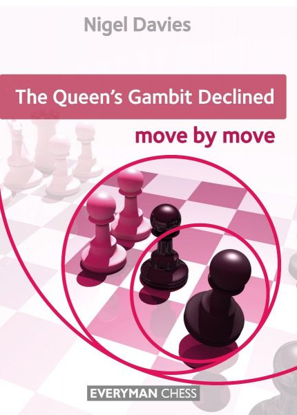 Davies: The Queen´s Gambit Declined - move by move