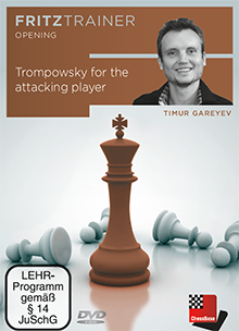Gareyev: Trompowsky for the attacking Player