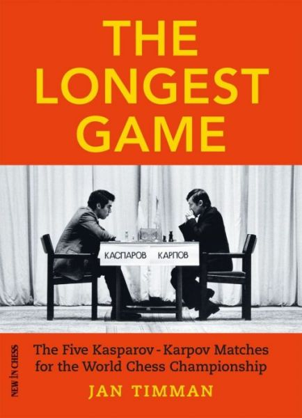 Timman: The Longest Game