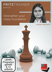 Mohota: Strengthen your Chess Foundation