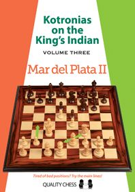 Kotronias: Kotronias on the King´s Indian Vol 3 - Mar del Plata 2