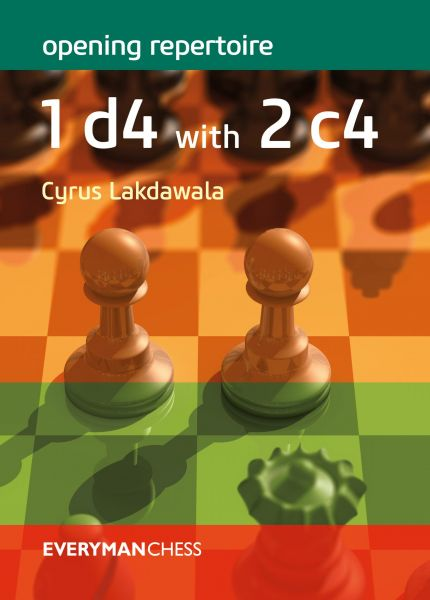 Lakdawala: 1. d4 with 2. c4