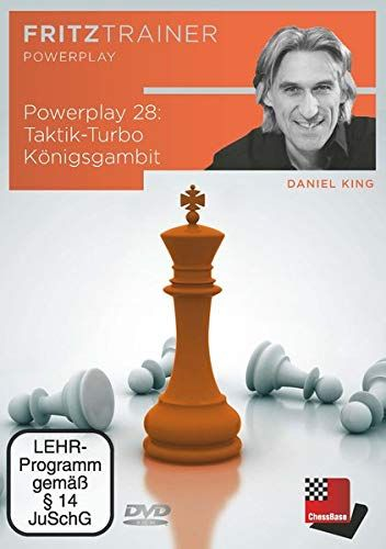 King: Powerplay 28 - Taktik-Turbo Königsgambit