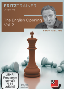 Williams: The English Opening Vol. 2