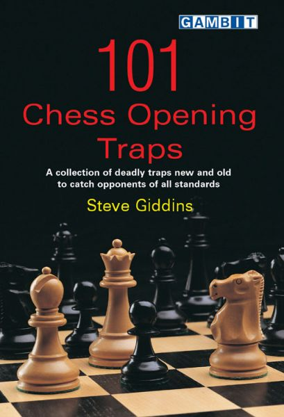 Giddins: 101 Chess Opening Traps