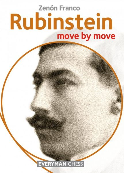 Franco: Rubinstein - move by move
