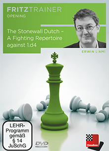 L'Ami: The Stonewall Dutch - A Fighting Repertoire against 1. d4