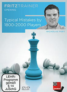 Pert: Typical Mistakes by 1800-2000 Players