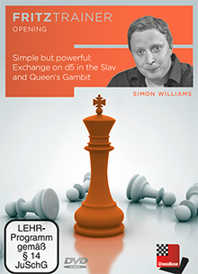 Williams: Simple but powerful: Exchange on d5 in the Slav and Queen´s Gambit