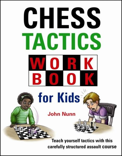 Burgess: Chess Opening Work Book for Kids