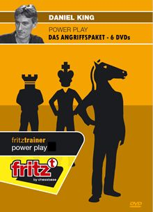 King: Powerplay - Das Angriffspaket 6 DVDs