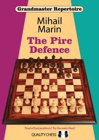 Marin: The Pirc Defence (gebunden)