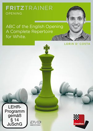 D´Costa: ABC of the English Opening