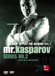 Kasparov: How to play the Najdorf Vol. 1