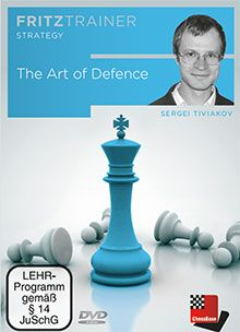 Tiviakov: The Art of Defence
