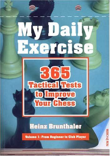 Brunthaler: My daily Exercise