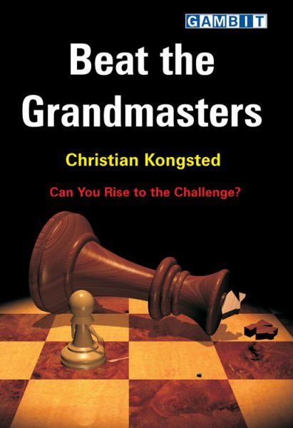Kongsted: Beat the Grandmasters