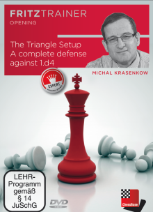 Krasenkow: The Triangle Setup - A complete Defense against 1.d4