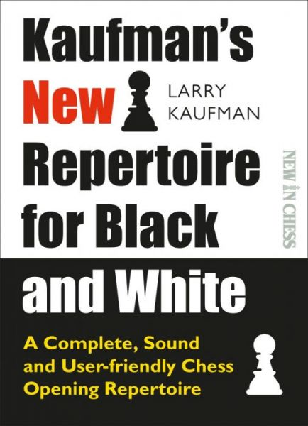 Kaufman: Kaufman´s New Repertoire for Black and White