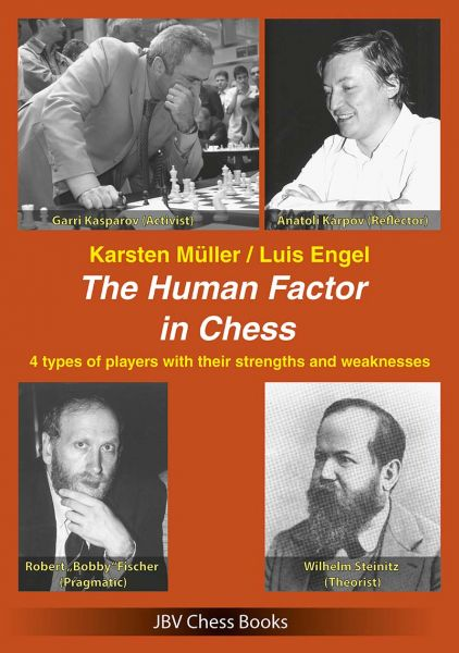 Müller & Engel: The Human Factor in Chess