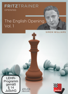 Williams: The English Opening Vol. 1