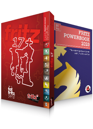 Fritz 17 + Fritz Powerbook 2020