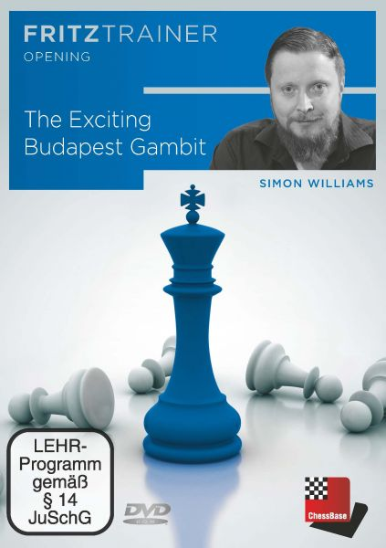 Williams: The Exciting Budapest Gambit