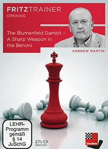 Martin: The Blumenfeld Gambit - A Sharp Weapon in the Benoni