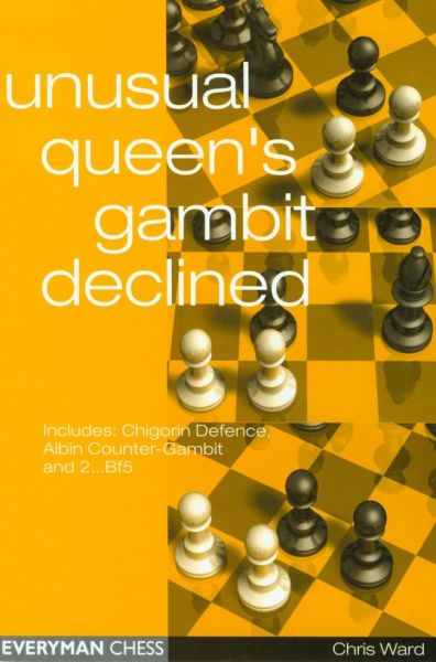 Ward: Unusual Queen´s Gambit Declined