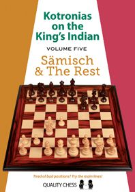 Kotronias: Kotronias on the King´s Indian Vol 5 - Sämisch & The Rest