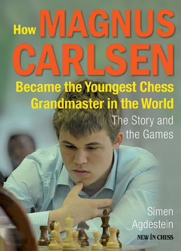 Agdestein: How Magnus Carlsen became the youngest Chess Grandmaster in the World