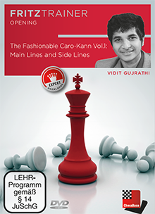 Gujrathi: The Fashionable Caro-Kann Vol. 1 - Main Lines and Side Lines