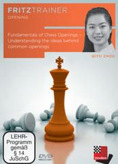 Zhou: Fundamentals of Chess Openings